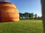 Ultieme ballonvlucht vanaf startveld Maastricht maandag 7 mei 2018