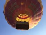 Fascinerende heteluchtballonvaart opgestegen in Tilburg maandag 7 mei 2018