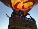 Fenomenale ballon vlucht in de regio Tilburg maandag 7 mei 2018