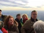 Magnifieke ballonvlucht regio Arnhem op maandag  8 oktober 2018