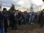 Indrukwekkende ballonvaart boven de regio Arnhem op maandag  8 oktober 2018