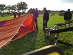 Magnifieke ballonvaart vanaf startlocatie Goirle vrijdag 1 september 2017