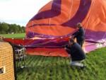 Ultieme ballonvaart omgeving Goirle vrijdag 1 september 2017