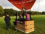 Spectaculaire ballonvaart vanaf startveld Goirle vrijdag 1 september 2017