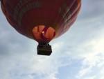 Feestelijke ballon vaart in de omgeving Goirle vrijdag 1 september 2017