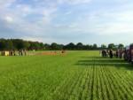 Bijzondere heteluchtballonvaart in de omgeving van Goirle vrijdag 1 september 2017