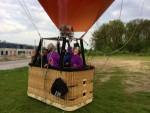 Voortreffelijke ballonvlucht vanaf opstijglocatie Tilburg op vrijdag 10 mei 2019
