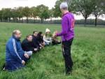Overweldigende luchtballonvaart gestart op opstijglocatie Tilburg op vrijdag 10 mei 2019