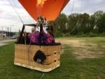 Fenomenale ballonvlucht regio Tilburg op vrijdag 10 mei 2019
