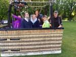 Prettige ballonvaart in de omgeving Woerden op vrijdag 10 mei 2019
