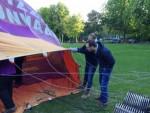 Betoverende heteluchtballonvaart vanaf opstijglocatie Woerden op vrijdag 10 mei 2019