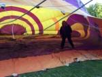 Fascinerende heteluchtballonvaart opgestegen op startlocatie Woerden op vrijdag 10 mei 2019
