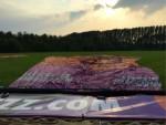 Magische ballon vlucht gestart op opstijglocatie Beesd vrijdag 11 mei 2018