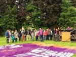 Grandioze ballonvaart opgestegen in Beesd vrijdag 11 mei 2018