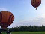Overweldigende luchtballonvaart startlocatie Beesd vrijdag 11 mei 2018