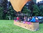 Meesterlijke luchtballonvaart gestart op opstijglocatie Beesd vrijdag 11 mei 2018