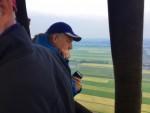 Fenomenale luchtballon vaart gestart in Beesd vrijdag 11 mei 2018