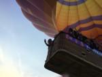 Formidabele luchtballonvaart opgestegen op startlocatie Beesd vrijdag 11 mei 2018