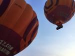Geweldige ballonvlucht boven de regio Beesd vrijdag 11 mei 2018