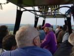 Overweldigende ballon vlucht in de omgeving van Beesd vrijdag 11 mei 2018