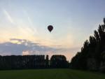 Buitengewone ballonvaart startlocatie Beesd vrijdag 11 mei 2018