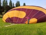 Uitmuntende ballon vaart regio Beesd vrijdag 11 mei 2018
