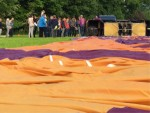 Prachtige ballon vlucht gestart op opstijglocatie Beesd vrijdag 11 mei 2018