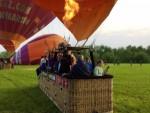 Sublieme ballon vaart regio Beesd vrijdag 11 mei 2018