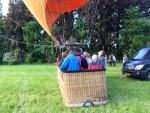 Uitzonderlijke luchtballon vaart in Beesd vrijdag 11 mei 2018