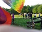 Prachtige ballon vlucht opgestegen in Landgraaf vrijdag 11 mei 2018