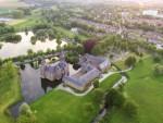 Super heteluchtballonvaart in de omgeving Landgraaf vrijdag 11 mei 2018