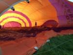 Ongekende heteluchtballonvaart startlocatie Landgraaf vrijdag 11 mei 2018