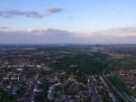 Bijzondere ballon vlucht boven de regio Landgraaf vrijdag 11 mei 2018