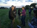 Onovertroffen ballon vaart in de regio Landgraaf vrijdag 11 mei 2018