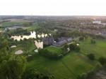 Sublieme luchtballon vaart startlocatie Landgraaf vrijdag 11 mei 2018