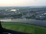 Formidabele ballonvlucht regio Zwolle vrijdag 11 mei 2018