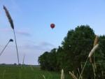 Buitengewone ballonvaart opgestegen op startlocatie Zwolle vrijdag 11 mei 2018