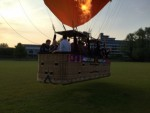 Majestueuze ballonvaart regio Zwolle vrijdag 11 mei 2018