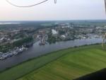Relaxte ballonvlucht in de regio Zwolle vrijdag 11 mei 2018