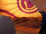 Magnifieke ballonvlucht omgeving Zwolle vrijdag 11 mei 2018