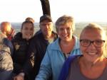 Magnifieke ballonvlucht vanaf opstijglocatie Akkrum vrijdag 13 juli 2018