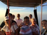 Super ballonvaart startlocatie Doetinchem vrijdag 13 juli 2018
