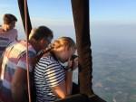 Mooie luchtballonvaart in Doetinchem vrijdag 13 juli 2018