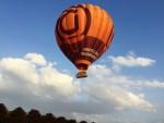 Bijzondere heteluchtballonvaart opgestegen op opstijglocatie Doetinchem vrijdag 13 juli 2018