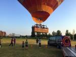 Uitstekende luchtballon vaart regio Gorinchem vrijdag 13 juli 2018