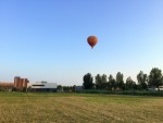 Verbluffende luchtballonvaart boven de regio Gorinchem vrijdag 13 juli 2018
