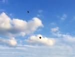 Grandioze ballon vlucht omgeving Maastricht vrijdag 13 juli 2018