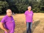 Hoogstaande ballonvlucht regio Oss vrijdag 13 juli 2018