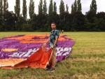 Ultieme ballonvlucht regio Beesd vrijdag 15 juni 2018