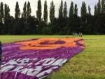 Uitzonderlijke luchtballonvaart regio Beesd vrijdag 15 juni 2018
